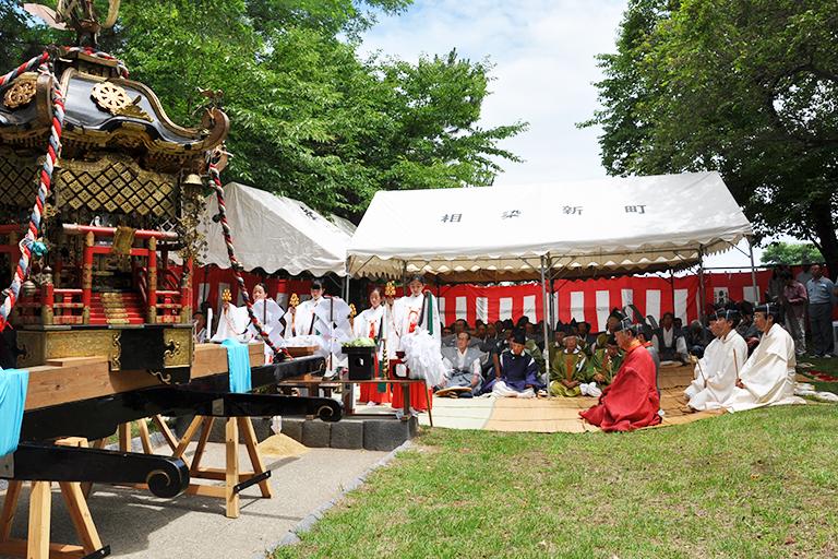 Kokubo-cho Otabisho Festival