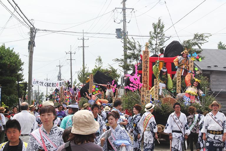 Otabisho Festival [Kokubo-cho]