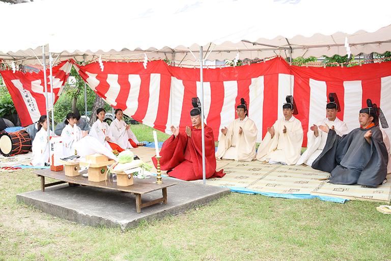Otabisho Festival [Sozenmachi]